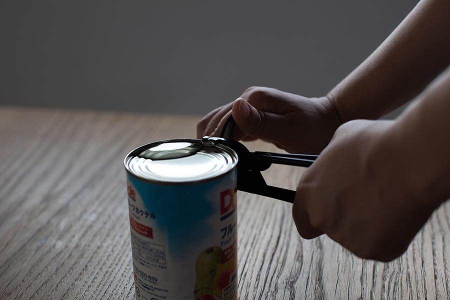 FD STYLE ロータリー式缶切り