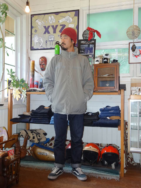 DEADSTOCK!! マシュマロスーツ / ハッピースーツ<br>US.ECWCS GEN3 LEVEL7 PRIMALOFT JACKET