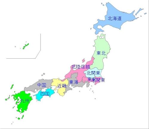 日本地図 白地図 フリー エクセル
