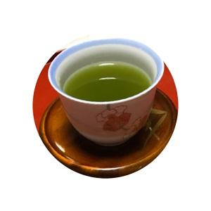 濃厚で美味しい緑茶です