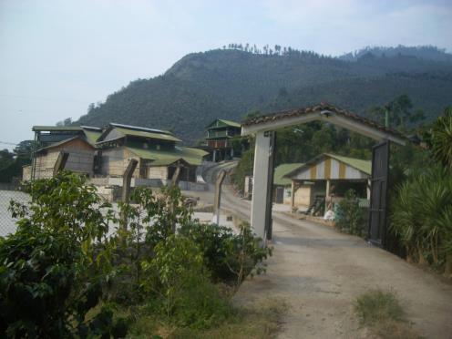 ラ・リベルタ村インヘルト農園
