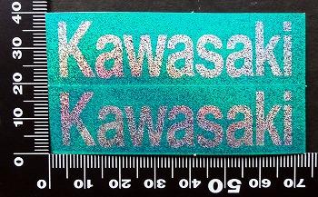 カワサキ kawasaki ステッカー 05463
