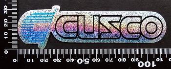 クスコ  Cusco ステッカー 00229