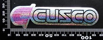クスコ  Cusco ステッカー 00230