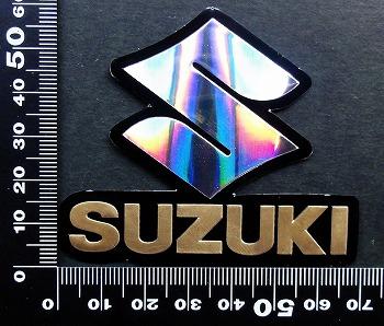 スズキ suzuki ステッカー 05645