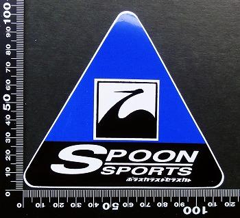 スプーン SPOON ステッカー 05616