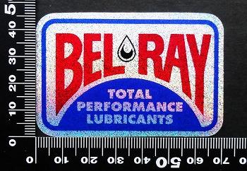 ベルレイ BELRAY ステッカー 00214