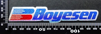 ボイセン BOYESEN ステッカー 00206