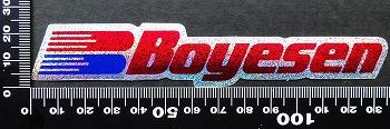ボイセン BOYESEN ステッカー 00207