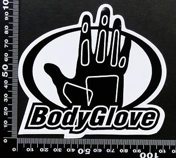 ボディーグローブ(Body Glove) ステッカー 00217