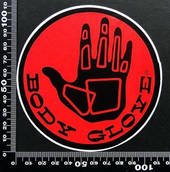 ボディーグローブ(Body Glove) ステッカー 00220