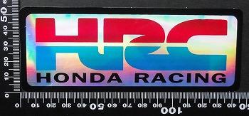 ホンダレーシング HRC ステッカー 05439