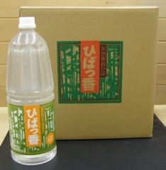 ひばっ香(1.8L:芳香水) お徳用6本セット