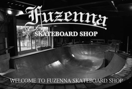 FUZENNA skateboard shop
