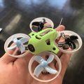 TINYを始めたい方へ ドロ-ンママコ-デ スタ-トコンボ!!すべて設定済み!バッテリ-を充電してすぐに飛行できます!