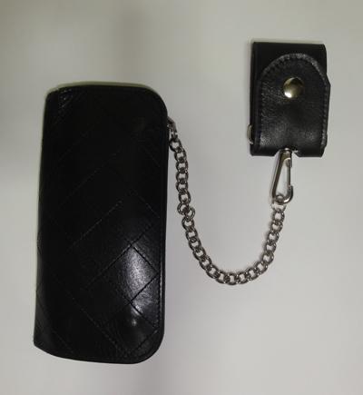 財布にも連結可能。紛失防止の強い味方。※お金の使い過ぎに関しましては弊社は一切責任を負いかねます。