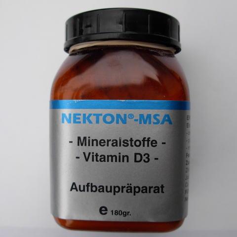 栄養剤 MSA180g 〔ネクトン〕
