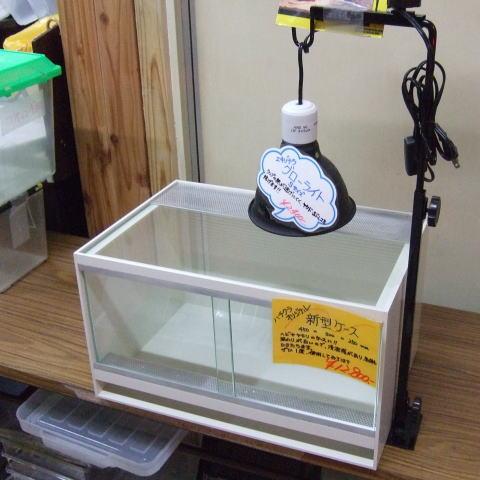 オリジナルスライド水槽にもオススメです