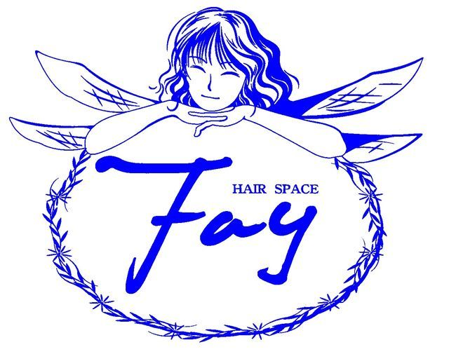 HAIR SPACE Fay
