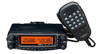 世界初、29/50/144/430MHz 4バンドモービル機。<br /> 次世代アマチュア無線通信システムWIRESに対応、性能と操作性を極めたFT-8900登場。<br /><br />ハイパワータイプ<br />FT-8900H<br />標準価格69,800円(税抜)<br />出力29/50/144MHz帯50W<br /> 430MHz帯35W  3アマ免許<br />