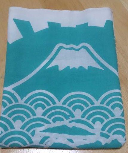 畳むとこんな感じです。青々とした富士山です。