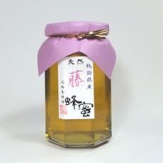 天然国産藤蜂蜜370g