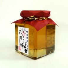 天然国産赤アカシア蜂蜜205g