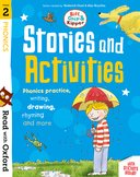 Read with Biff, Chip and Kipper stage2: Book B Stories and Activities