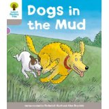 DDS1a dogs in the mud