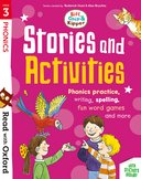 Read with Biff, Chip and Kipper stage3: Book A Stories and Activities