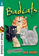 Read with Oxford: Stage 6: All Stars : Badcats