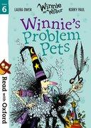 Read with Oxford: Stage 6: Winnie and Wilbur : Winnie's Probrem Pets