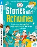 Read with Biff, Chip and Kipper stage1: Book A Stories and Activities