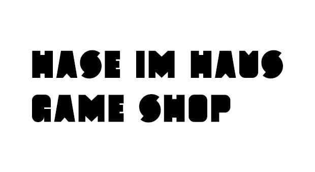 Hase im Haus Game Shop