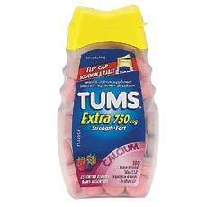 タムス/ Tums エクストラ・ストレングス 100錠