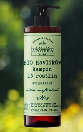 APOTEKAシャンプー(13種の植物配合)500ml [600]