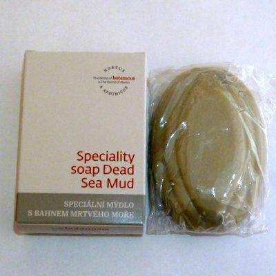 BOTANICUS石鹸 ( 死海の泥・シアバター配合 ) [100]