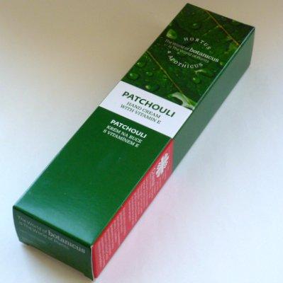 BOTANICUSハンドクリーム(パチュリ)50g [80]