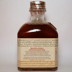 BOTANICUSシャンプー ( セージ )275ml [600]