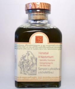 BOTANICUSシャンプー ( ホーステール&ナスタチウム )525ml [1100]