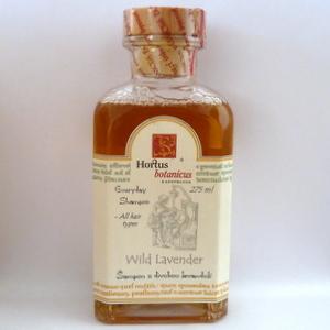 BOTANICUSシャンプー ( ワイルドラベンダー )275ml [600]