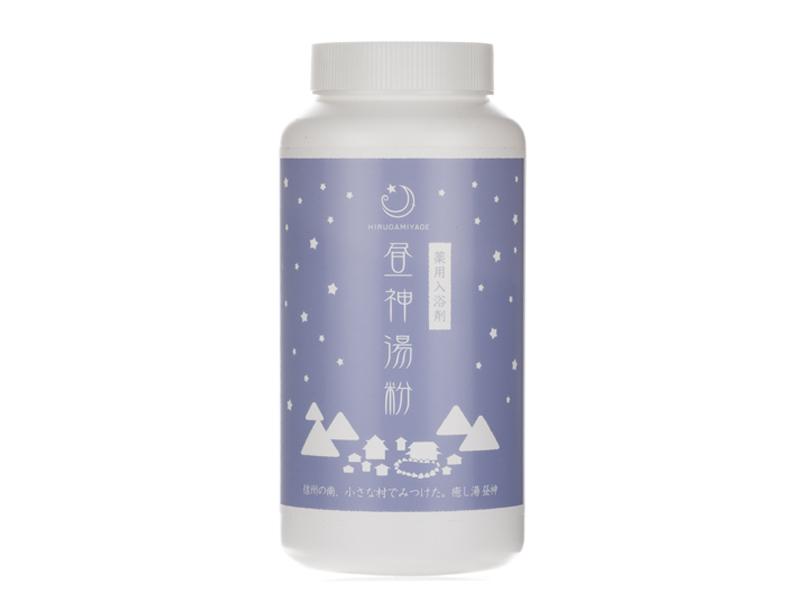 5位 阿智☆昼神観光局『HIRUGAMIYAGE(ヒルガミヤゲ) 昼神湯粉(薬用入浴剤)ボトル』