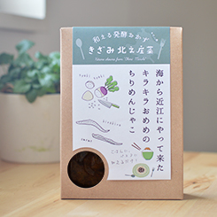 きざみ北之庄菜シリーズ ちりめんバージョン