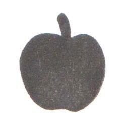 りん子のりんご 約1.4cm×1.7cm