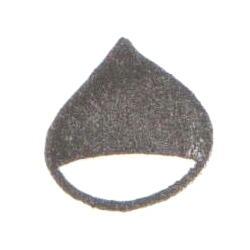 栗子の栗 約1.5cm×1.5cm
