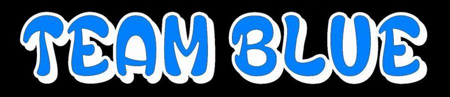 ブルー×ホワイト
