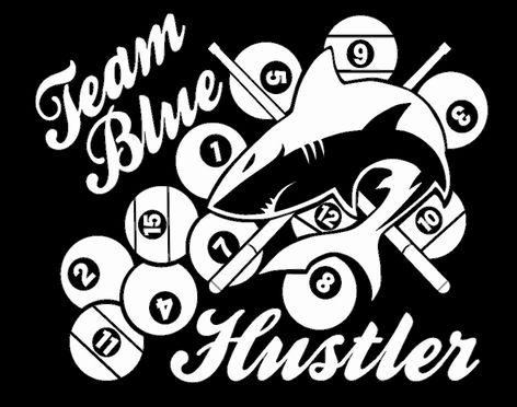 Team Blueロゴマーク