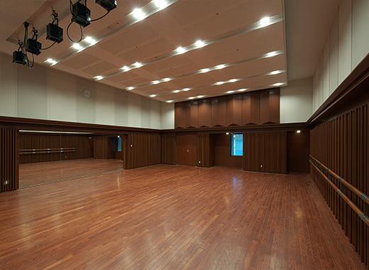 総合文化センター大和田大スタジオ