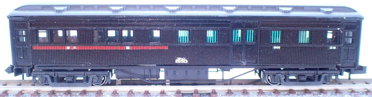 KATOオハ31用改造キットです