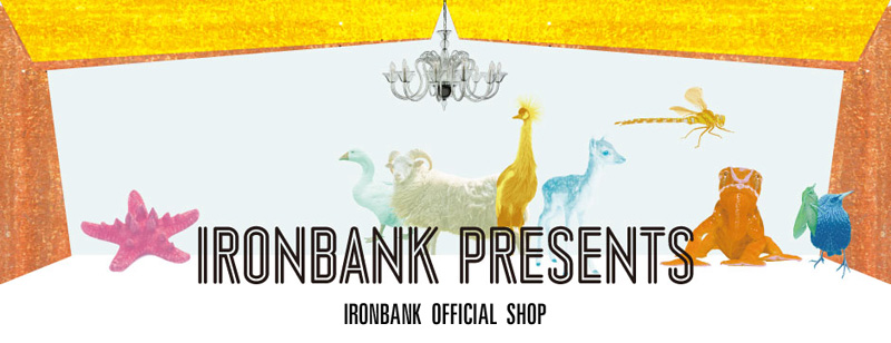IRONBANK OFFICIAL SHOP